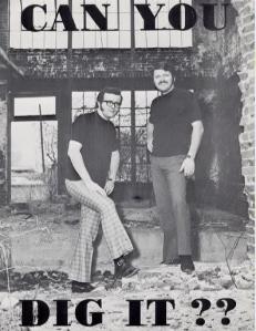 Peter C. Cavanaugh & Johnny Irons 1970