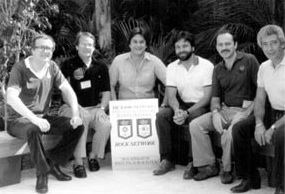 ABC Rock Affiliates Board 1984