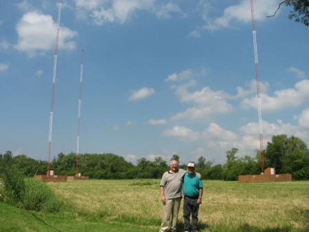 Peters Cavanaugh and Kanze--WNDR Tower Site--Dewitt, New York