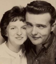 Bitsy & Poppa '58