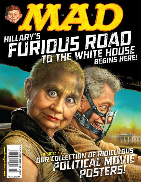 Hillary & Bill