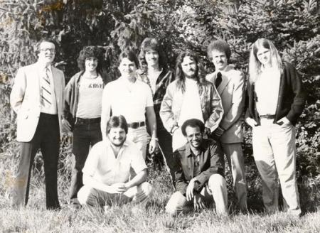 WWCK Air Staff -- 1981