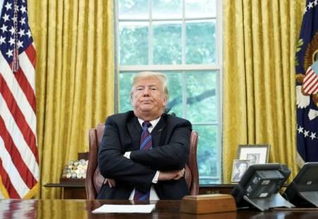 Trump Folded