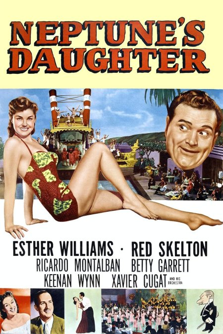 Neptune's Daughter 1949 Directed by Edward Buzzell Shown: poster art